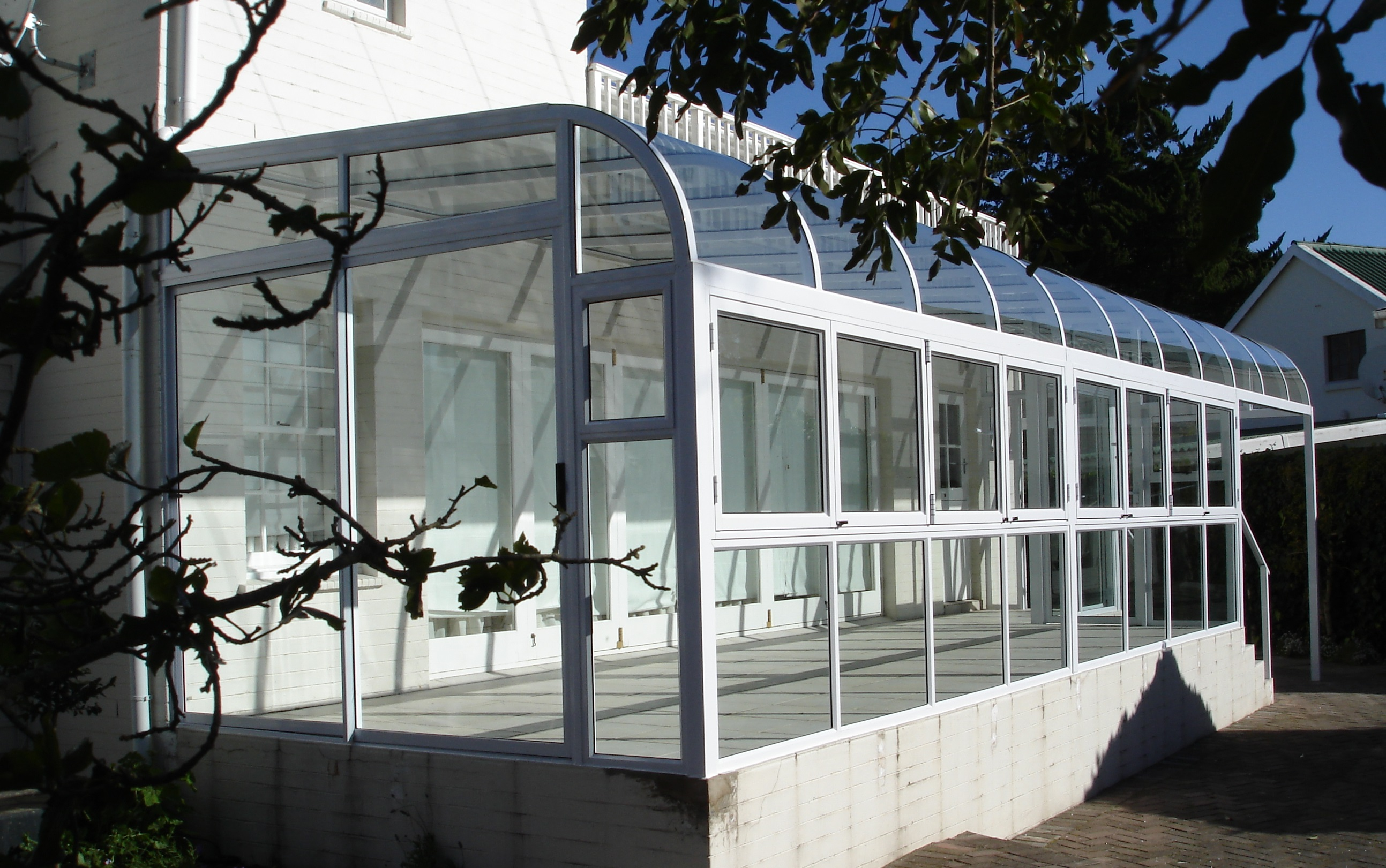 Glass Conservatories-All Port